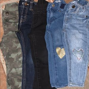 Other - Lot of 2T pants.